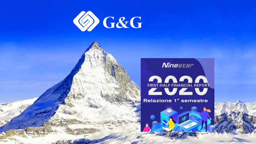 wordpress articolo primo semestre 2020 Ninestar