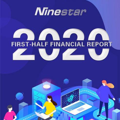 infografica report primo semestre 2020 Ninestar Group
