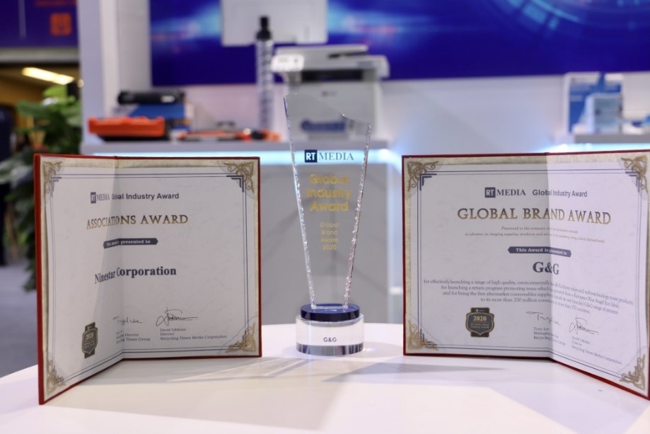 GLOBAL BRAND AWARD REMAXWORLD EXPO 2020